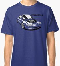 Mazda MX-6 (Model Name, Right) Classic T-Shirt