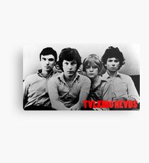 Talking Heads Metal Print