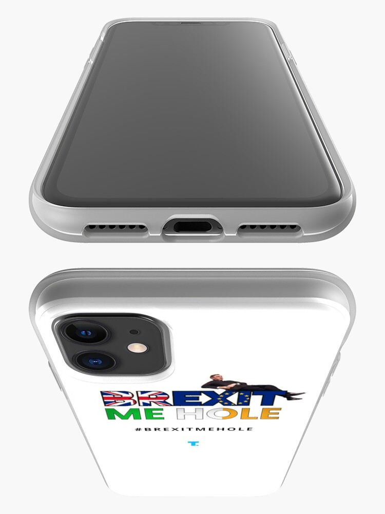 Alternate view of Trendster #BrexitMeHole Artwork iPhone Case & Cover
