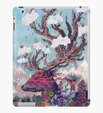 Journeying Spirit (deer) iPad Case/Skin