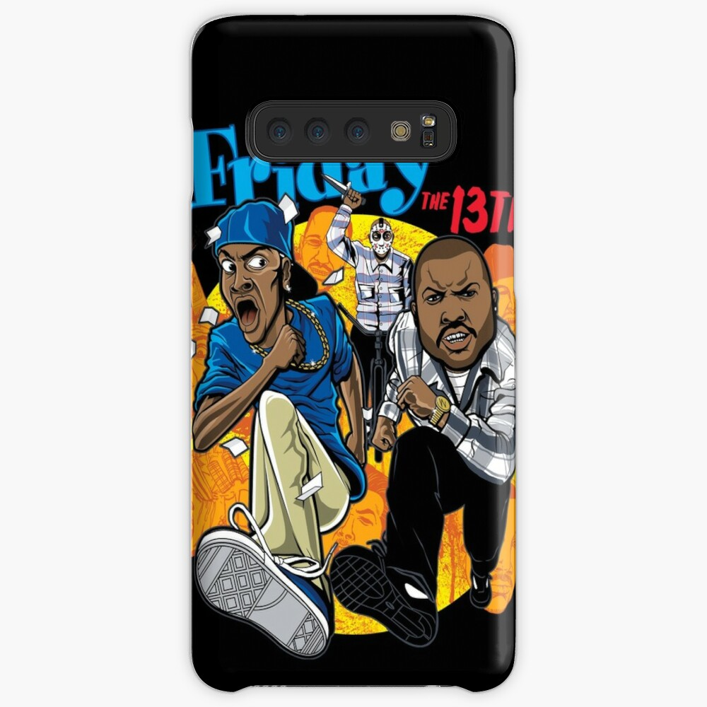 Friday the 13th Case & Skin for Samsung Galaxy