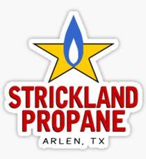 Strickland Uniform Sticker