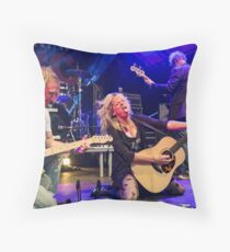 Beccy Cole Throw Pillow