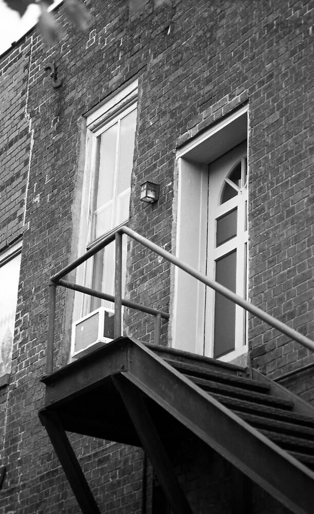 Jonesborough, Tennesee - Upstairs Neighbors by Frank Romeo