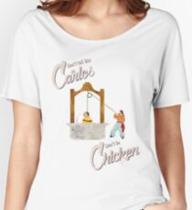 Carlos Women's Relaxed Fit T-Shirt