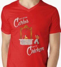 Carlos Men's V-Neck T-Shirt