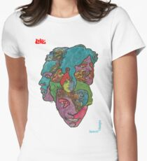 Love Forever Changes Women's Fitted T-Shirt