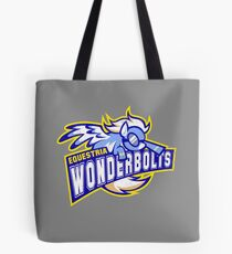 Wonderbolts Tote Bag