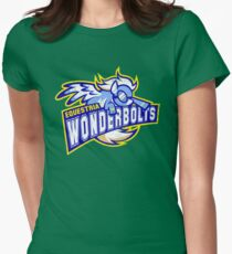 Wonderbolts Womens Fitted T-Shirt