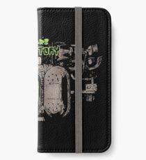 Dexter In The Lab iPhone Wallet/Case/Skin