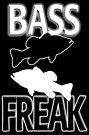 Bass Freak  by Marcia Rubin
