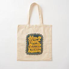 Mazagh e Asheghi Cotton Tote Bag