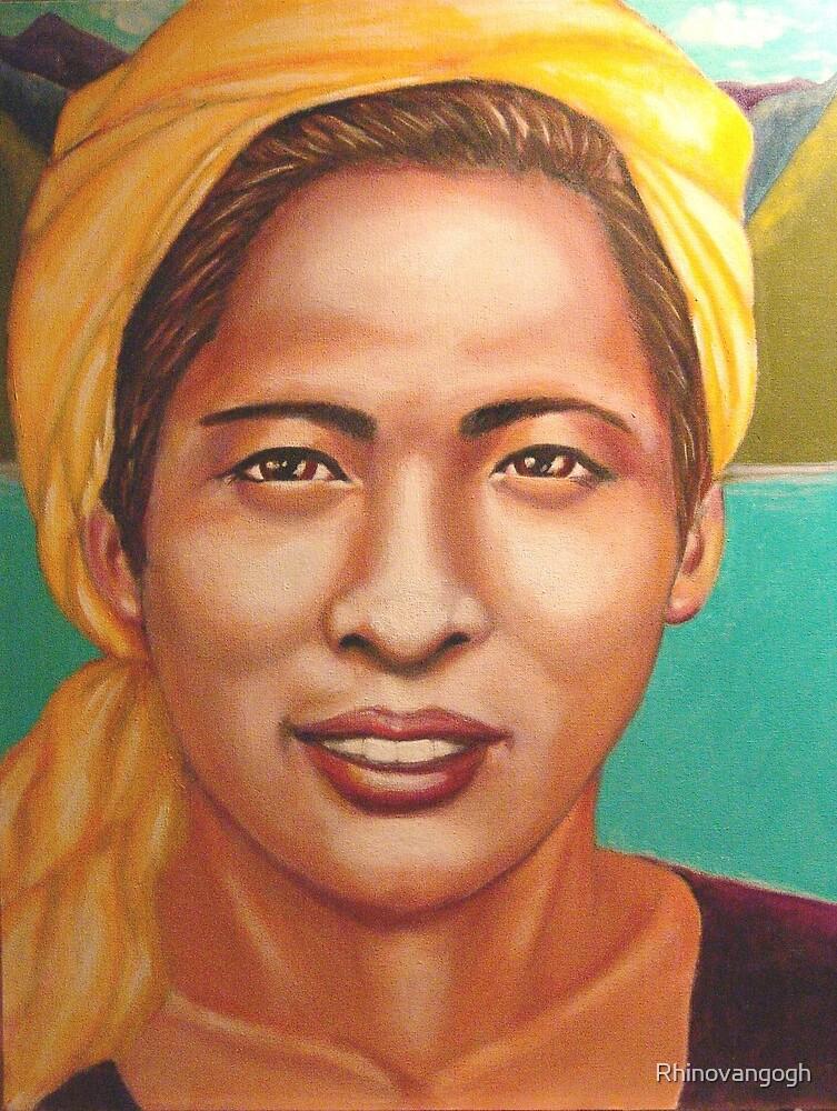 Hyacinth Yun by Rhinovangogh