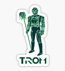 TROM Sticker