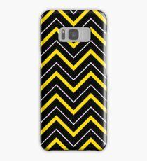 Sporty Chevron Samsung Galaxy Case/Skin