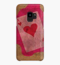 Minimalist Gambit Case/Skin for Samsung Galaxy
