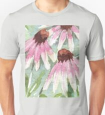 Daisies for healing Unisex T-Shirt