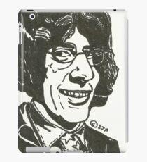 Harold Ramis 1970s iPad Case/Skin