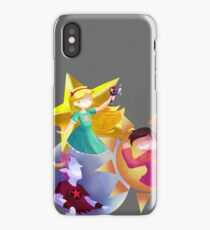 The Star, Sun and Moon iPhone Case/Skin