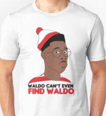 Waldo Can't Even Find waldo Unisex T-Shirt