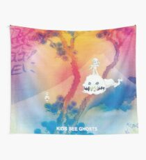 KIDS SEE GHOSTS MERCH Tapestry
