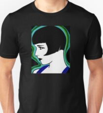 Louise Brooks Is Not Impressed Unisex T-Shirt