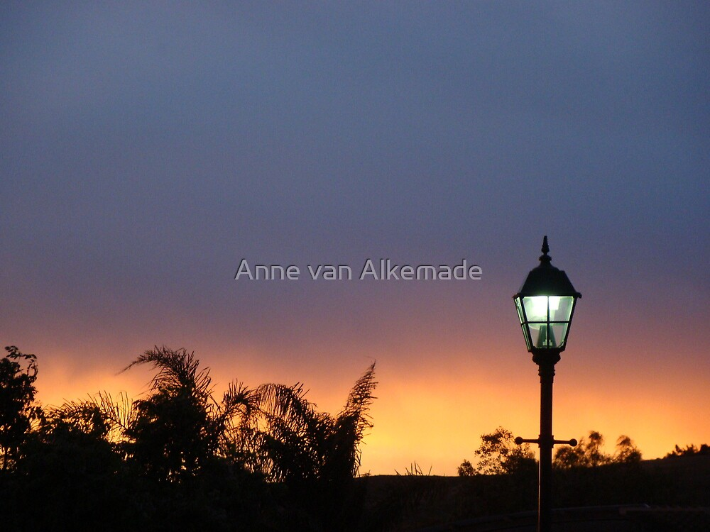 Light my way by Anne van Alkemade
