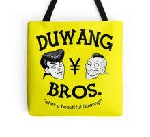 Duwang Bros. Tote Bag
