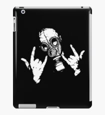 Devil Horns (White Version) iPad Case/Skin