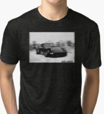 Rough World - Rauh Welt 964 Inspired T-Shirt Tri-blend T-Shirt
