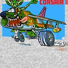 The Corsair II by Terry Smith