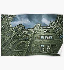 Gothic dream Poster