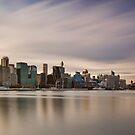 Sydney Skyline by Malcolm Katon