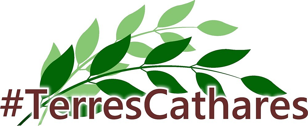 « Logo #TerresCathares ∙ cathares.org » par Philippe Contal