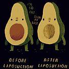 Avocado Gewichtsverlust von louros