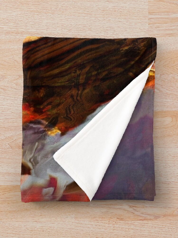 Alternate view of arthur Throw Blanket