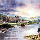 Tintern Abbey by Glenn Marshall
