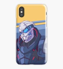 Garrus Vakarian iPhone Case