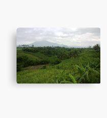 Gunung Butak, Jawa Timur Canvas Print