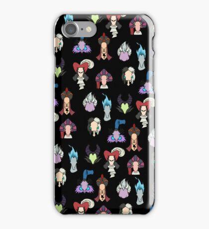 Evil Plans iPhone Case/Skin