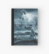 Sirens of the Sea Hardcover Journal