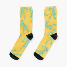 Bold and Brash pattern Socks