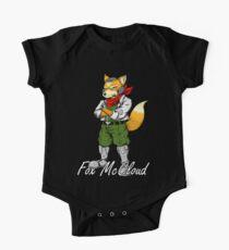 Fox McCloud Kids Clothes
