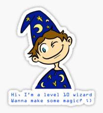 Make Magic? Sticker
