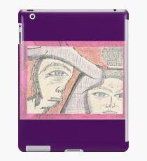 relationship iPad Case/Skin