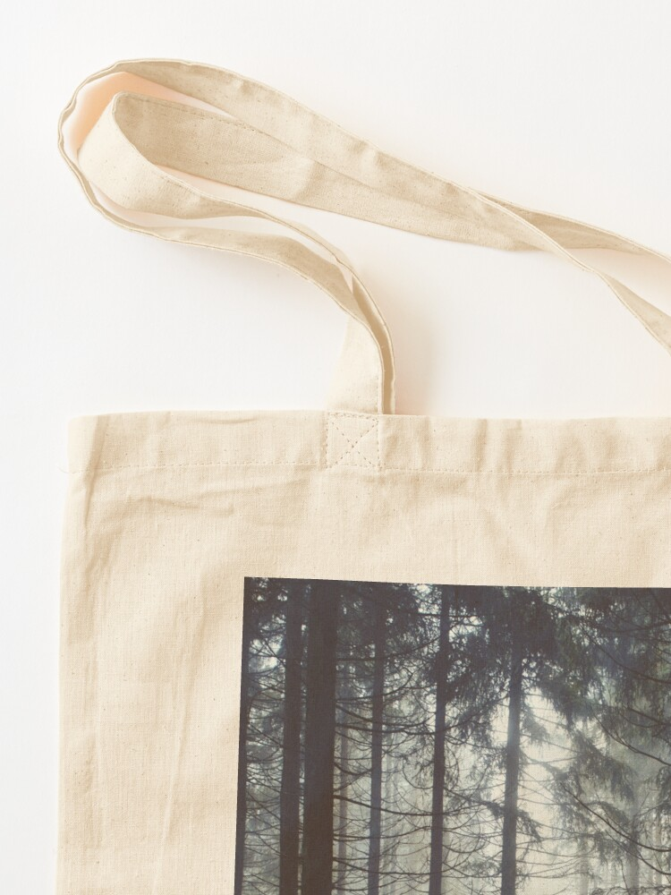 Alternate view of Through The Trees Tote Bag