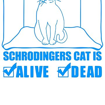 Schrodingers Cat by Rudhei1982