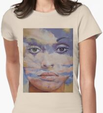 Mona Lisa Women's Fitted T-Shirt