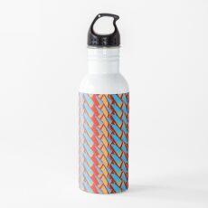 Sunblaze S-type Blade Stripe Seamless Pattern Water Bottle