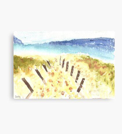 Sunday Afternoon Canvas Print